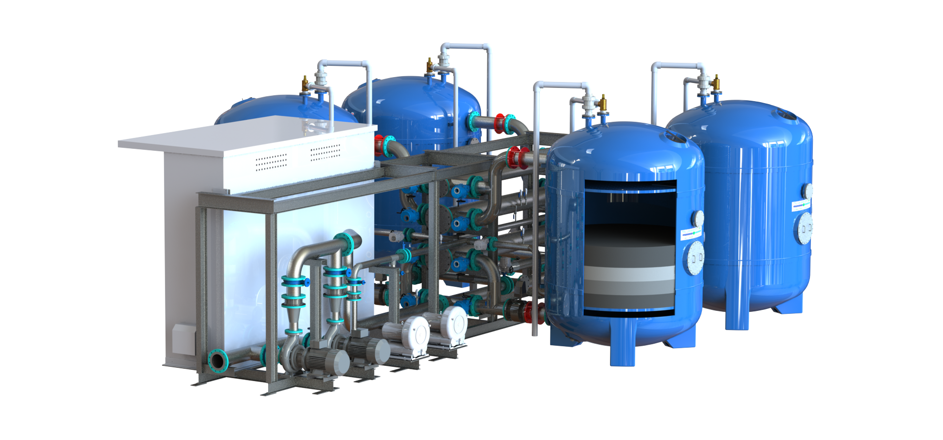 Bluewater Bio - Water & Wastewater Treatment Specialists